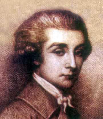 Portrait of Count Axel von Fersen
