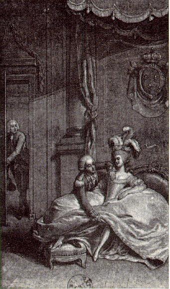 Libel of Marie Antoinette and the Comte d'Artois